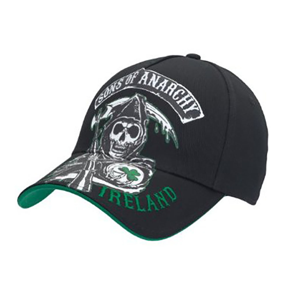 Sons of Anarchy Ireland Grim Reaper Hat