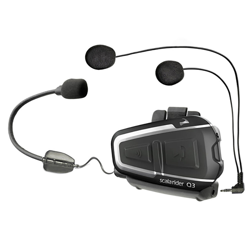 Cardo Scala Q3 Communication Head Set