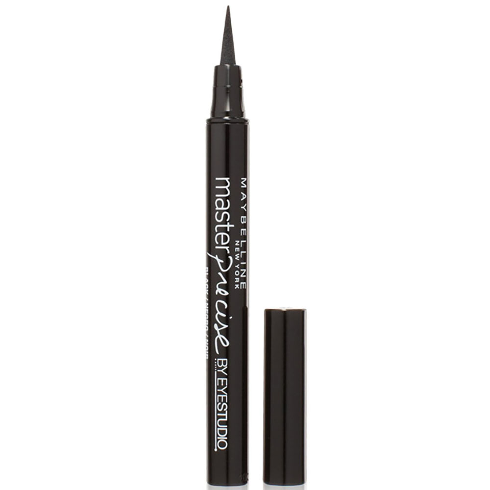 Maybelline New York Eye Studio Master Precise Liquid Eyeliner, 0.037 Fluid Ounce