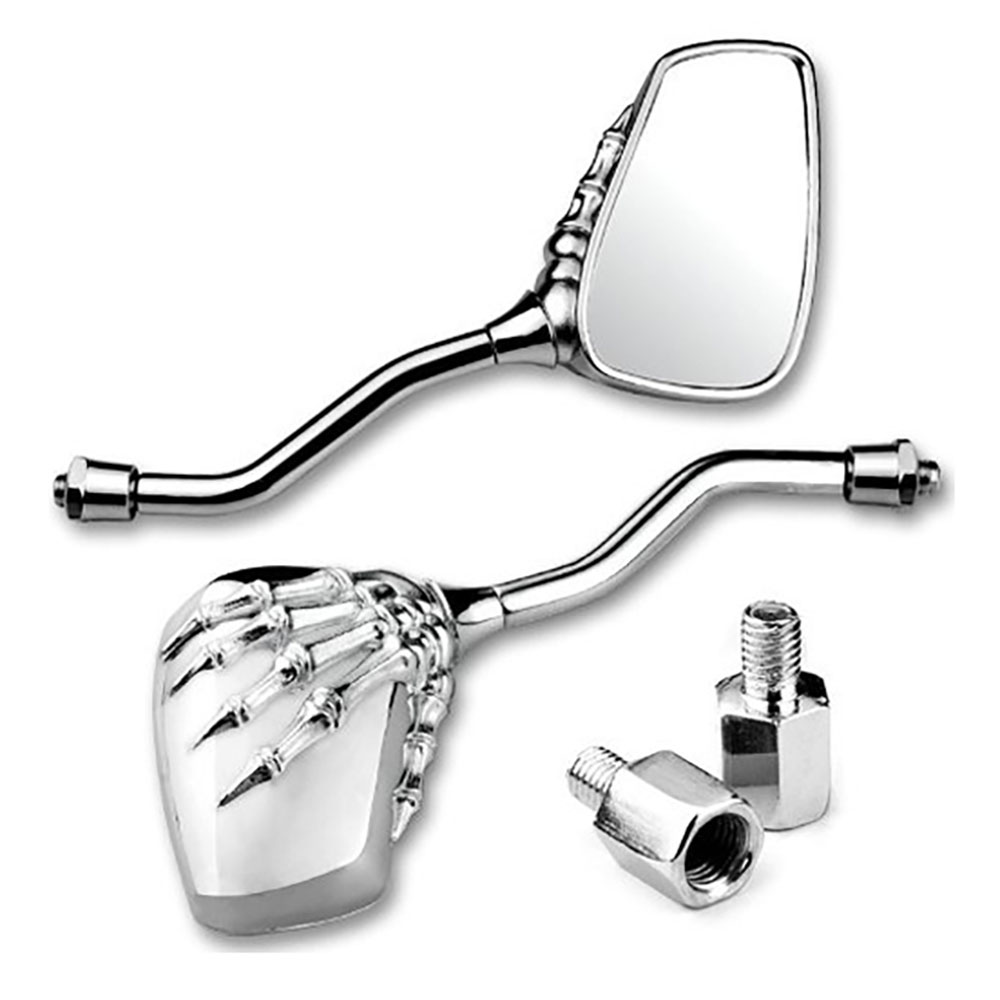 Skeleton Hand side view mirror