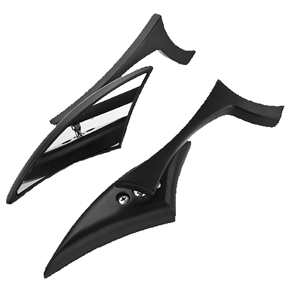 Black Blade Side view mirror