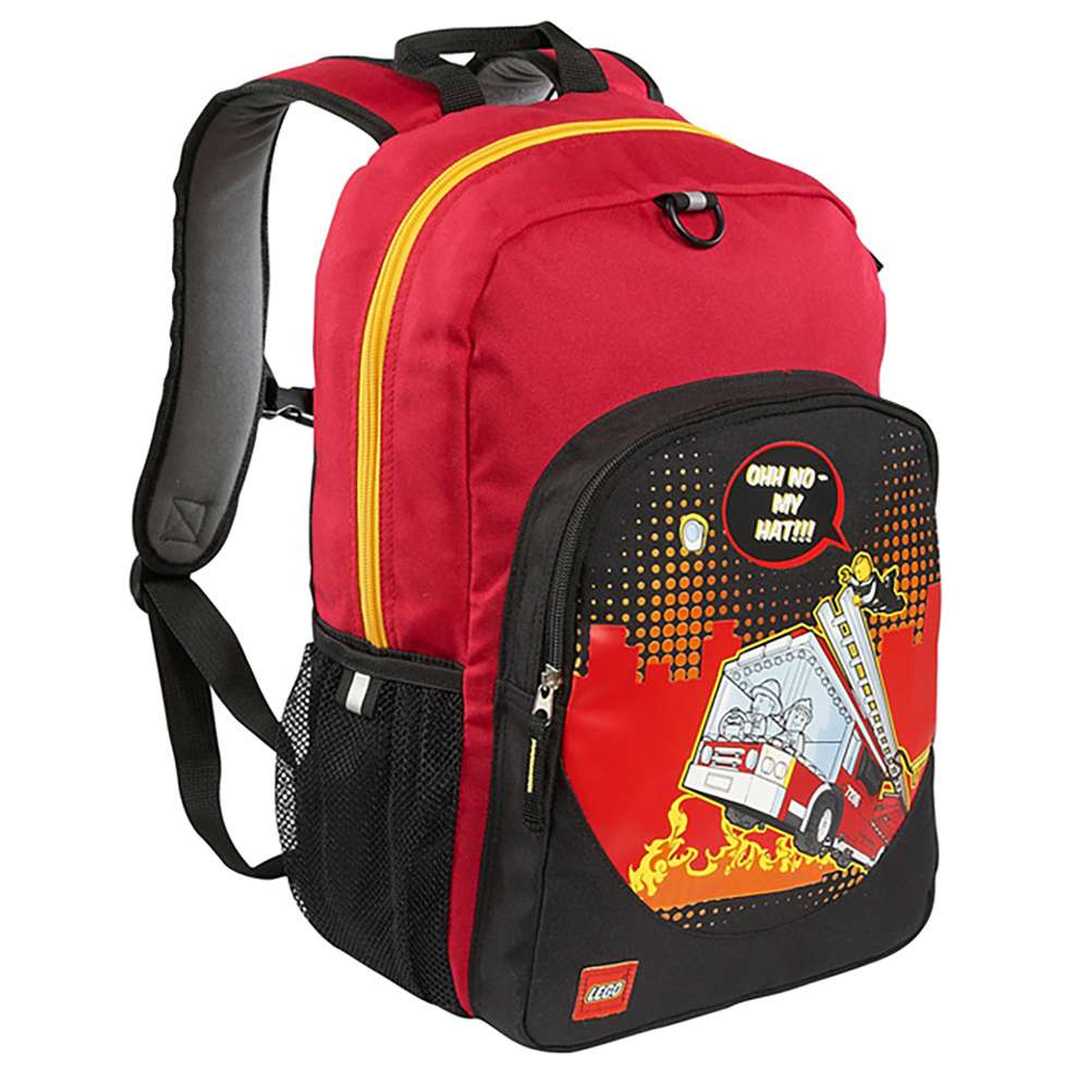 Lego Classic Backpack Fire City Nights