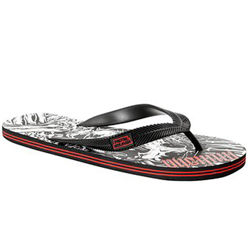Metal Mulisha Mens Bonebreaker Slipper Footwear