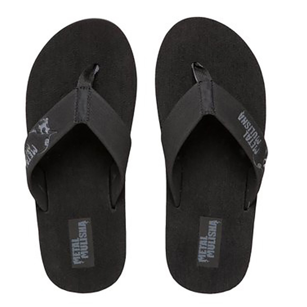 Metal Mulisha Men's Blackline Slipper Footwear