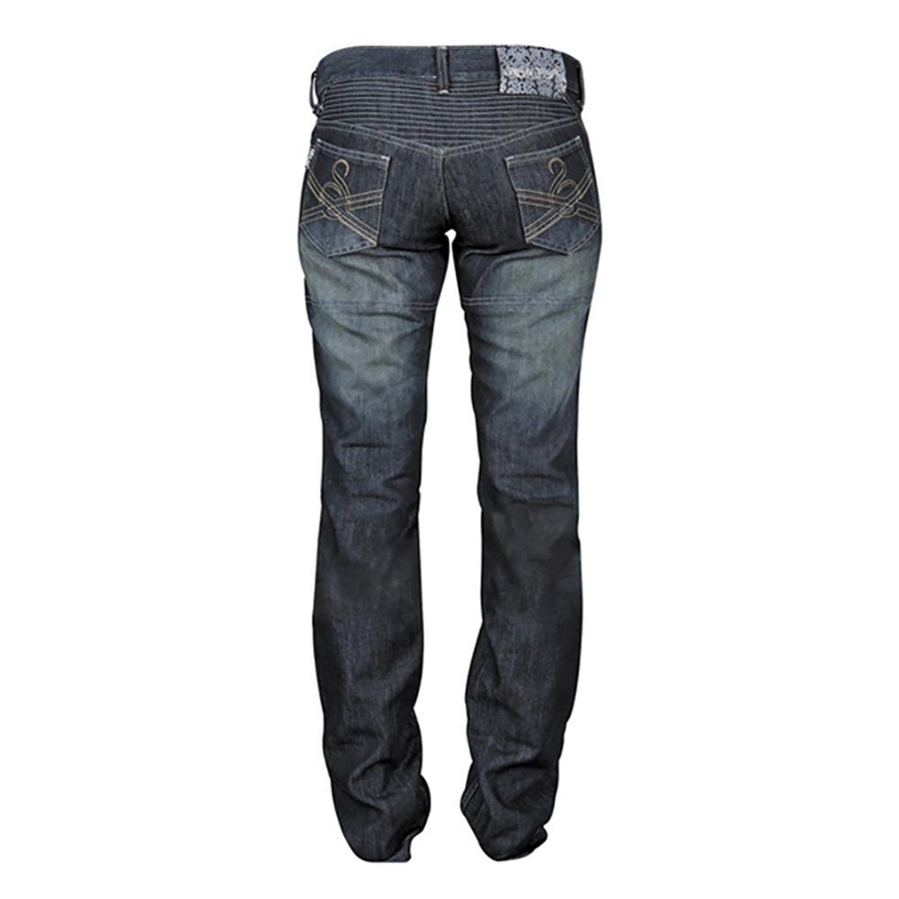 Speed and Strength Women's Kevlar Reinforced Jeans