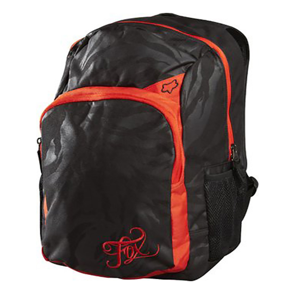 Fox Juniors Spirit Backpack, Orange Flame