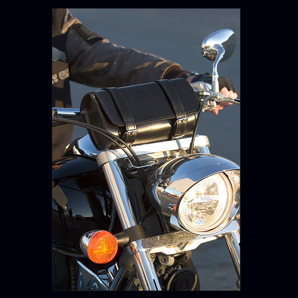 Cruiser Motorcycle Handlebar Bag