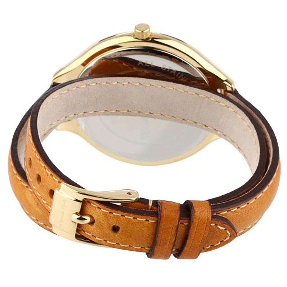 Michael Kors Tan Leather Ladies Watch Mk 2256