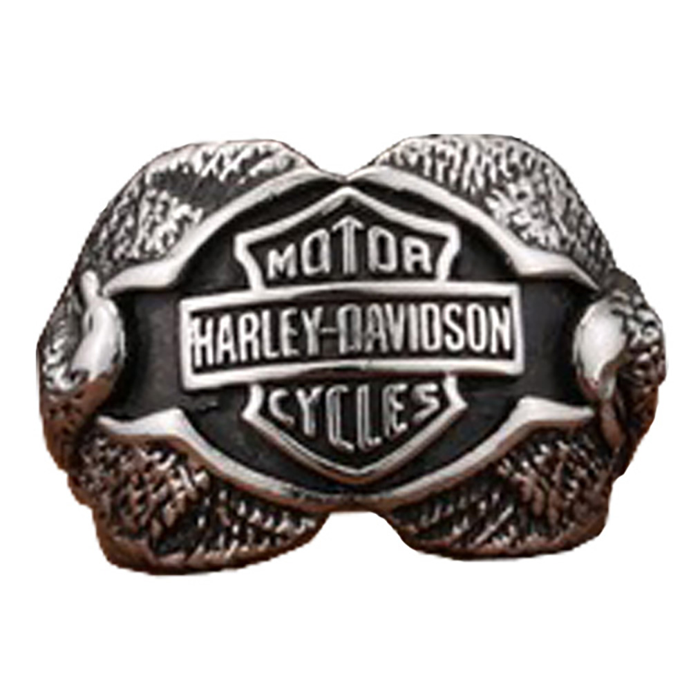 Harley Davidson Motor Cycle Ring