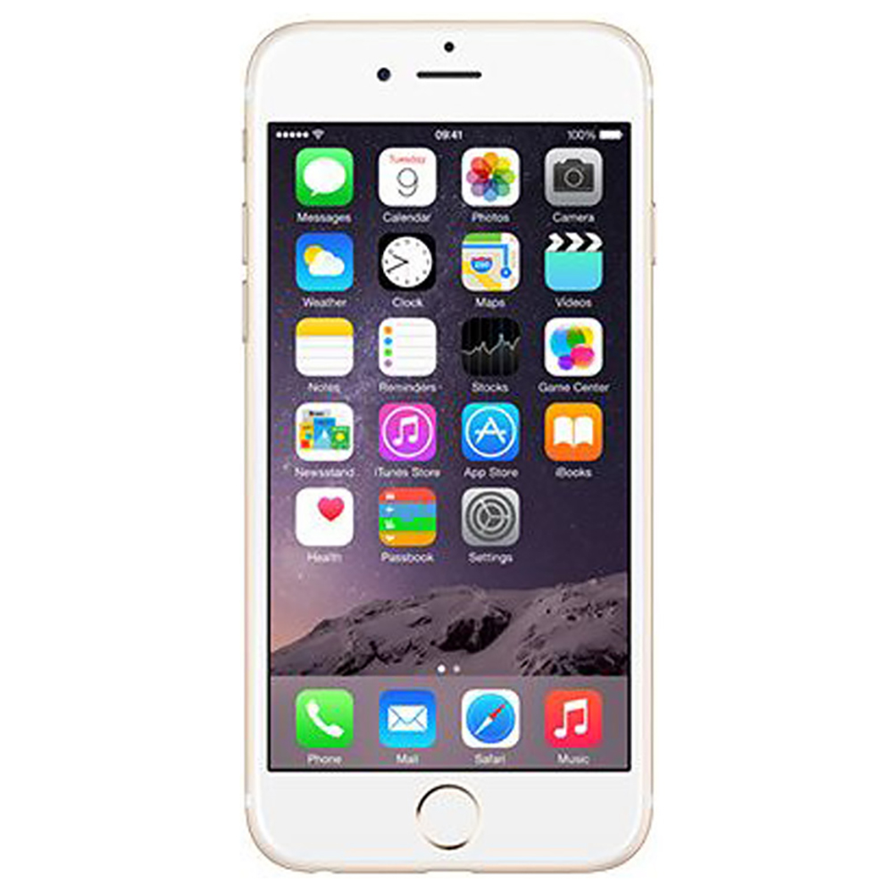 Apple iPhone 6 – 64GB, 4G LTE, Gold