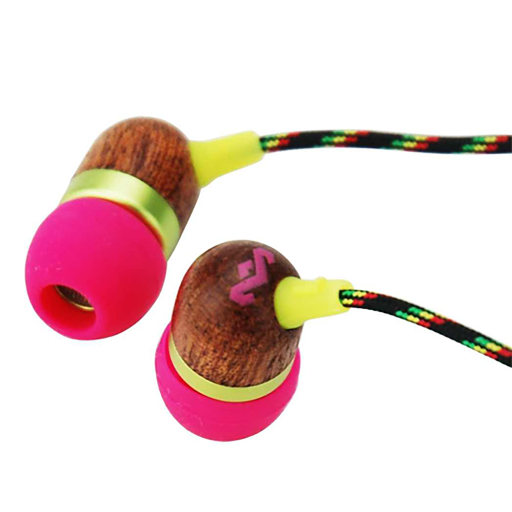 The House of Marley Smile Jamaica – Jammin In-Ear Headphones