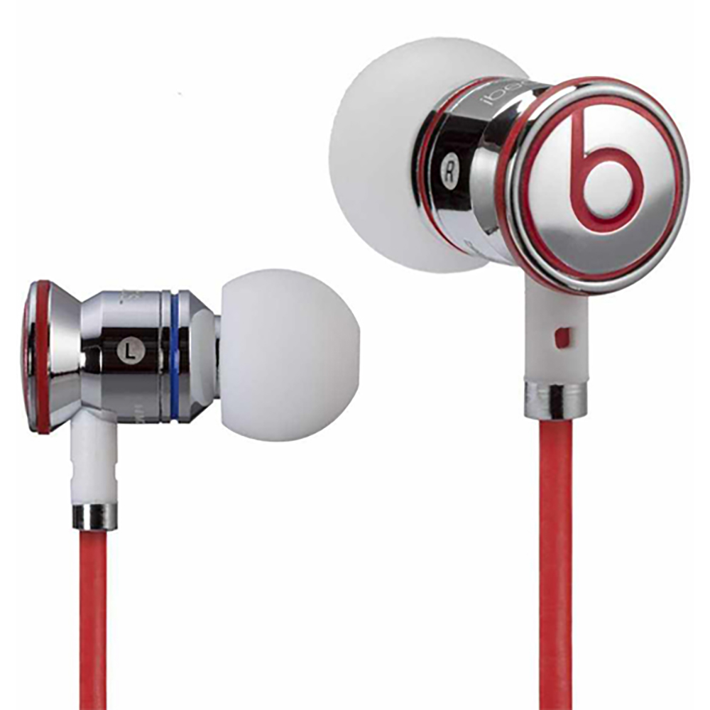 iBeats Headphones with ControlTalk From Monster – In-Ear Noise Isolation