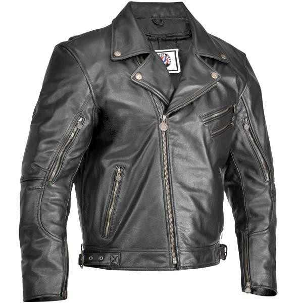 Grateful Dead Steal Your Face 1965 Leather Jacket