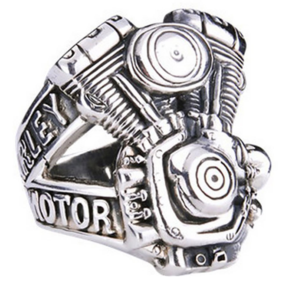 Harley Davidson Motor Cycle Engine Ring