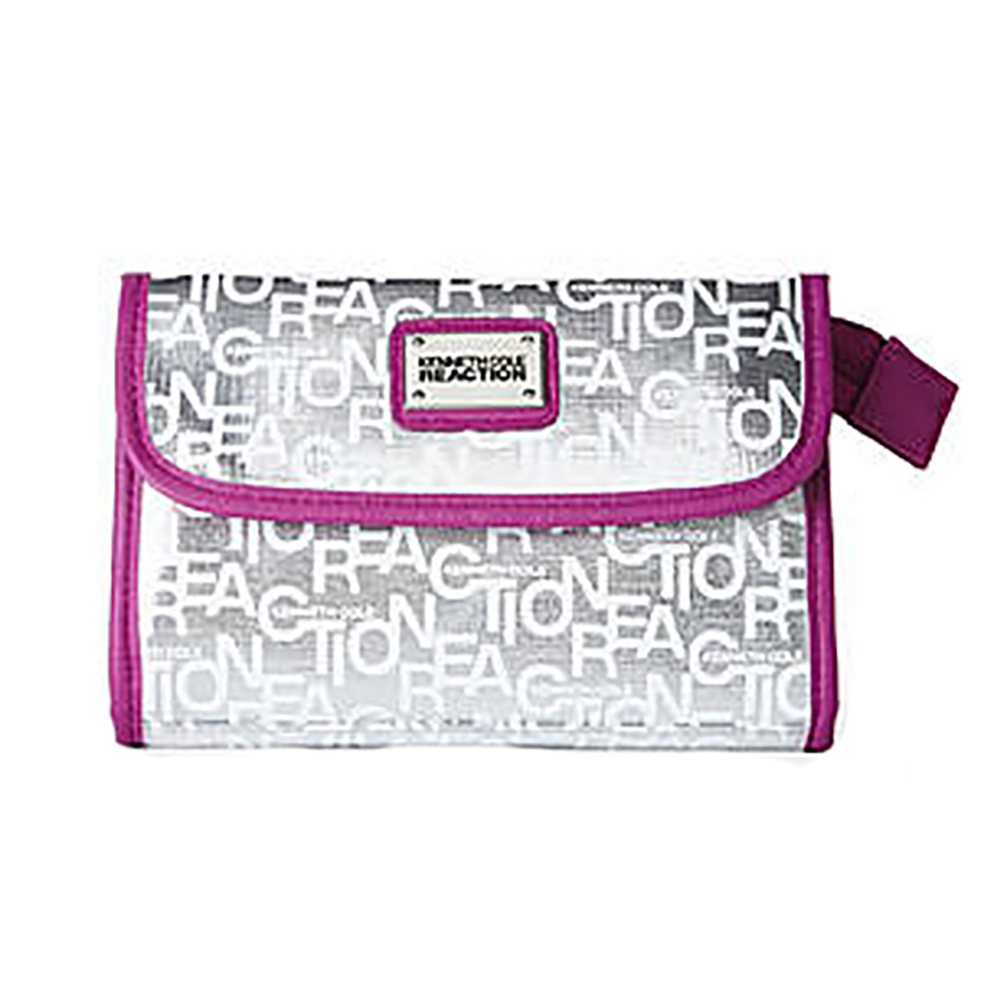 KENNETH COLE REACTION Demi Flap Cosmetic Case