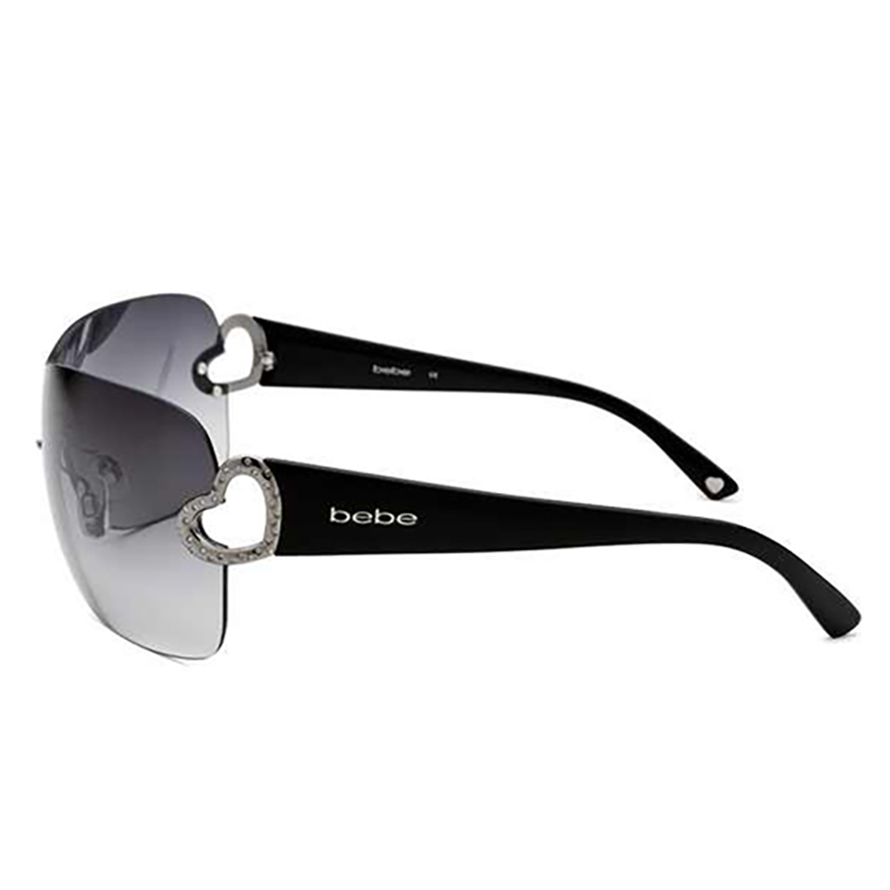 Bebe Affectionate Shield Sunglasses