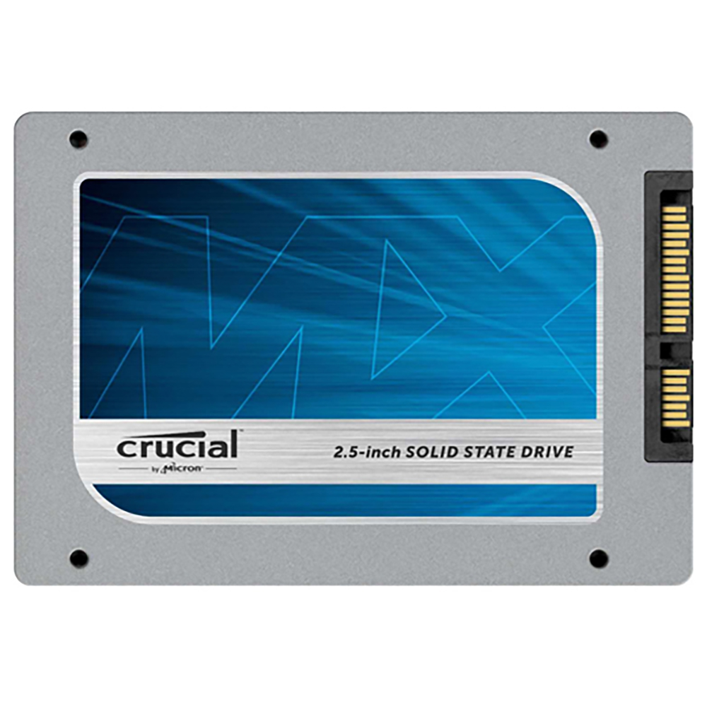 "Crucial MX100 512GB SATA 2.5"" 7mm (with 9.5mm adapter) Internal Solid State Drive"
