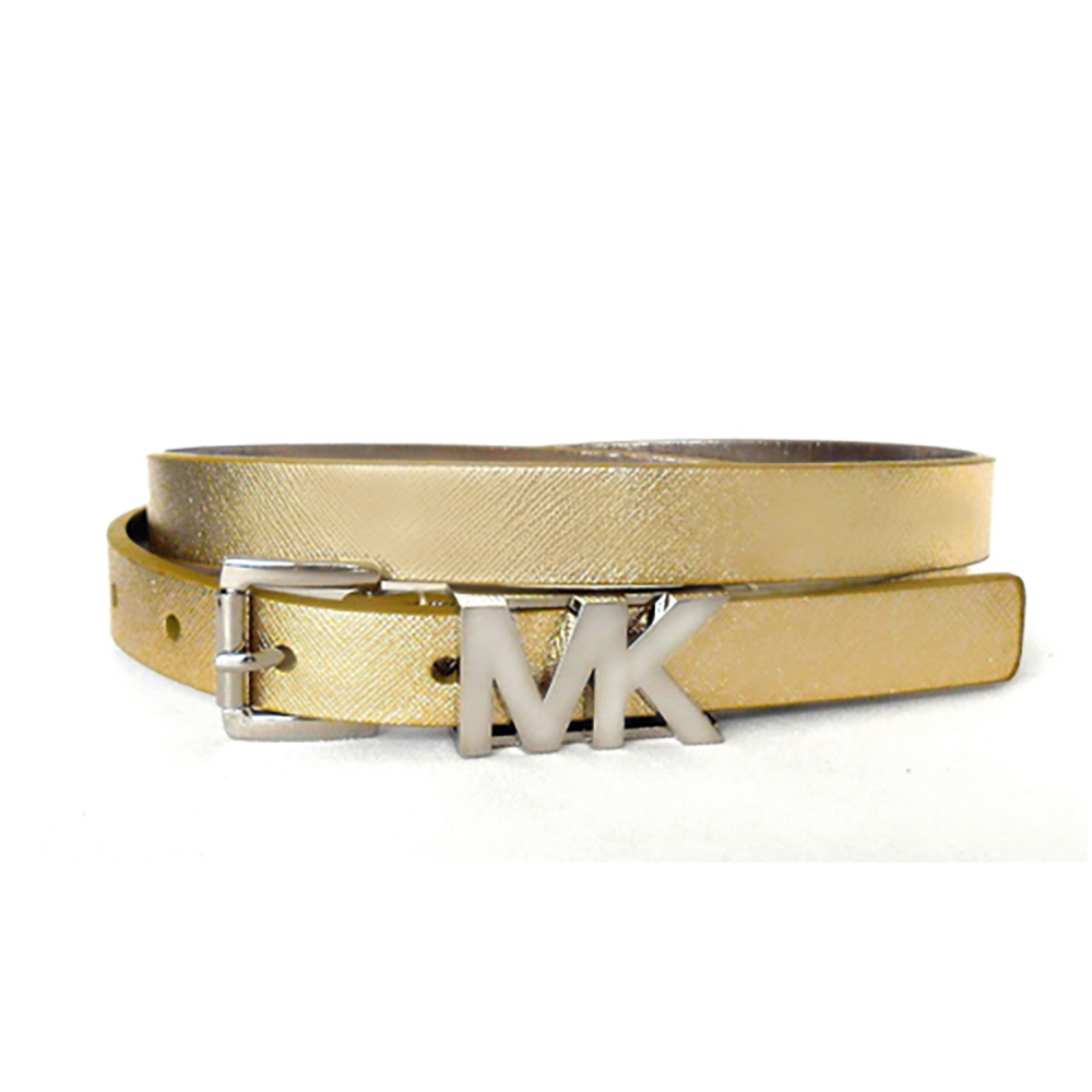 Michael Kors women's skinny belt