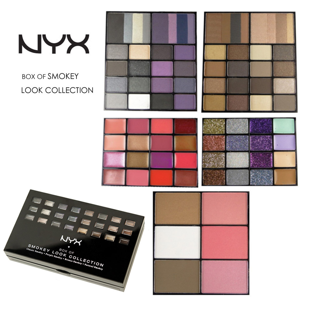 NYX BOX OF SMOKEY LOOK COLLECTION (S114)