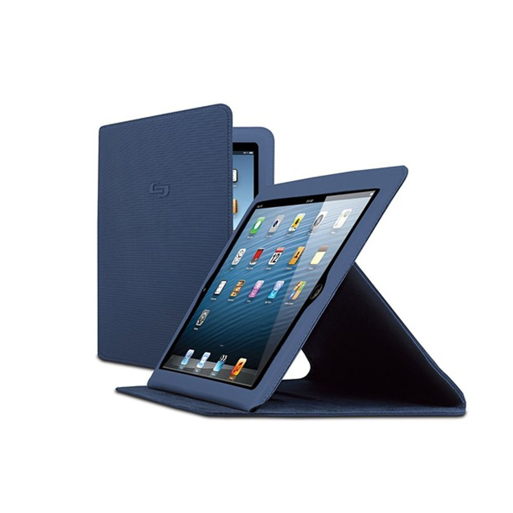 Solo Classic Collection iPad Air Slim Case – Navy