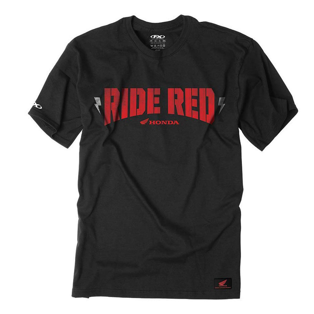 Factory Effex Honda 'Ride Red' Bolt T-Shirt