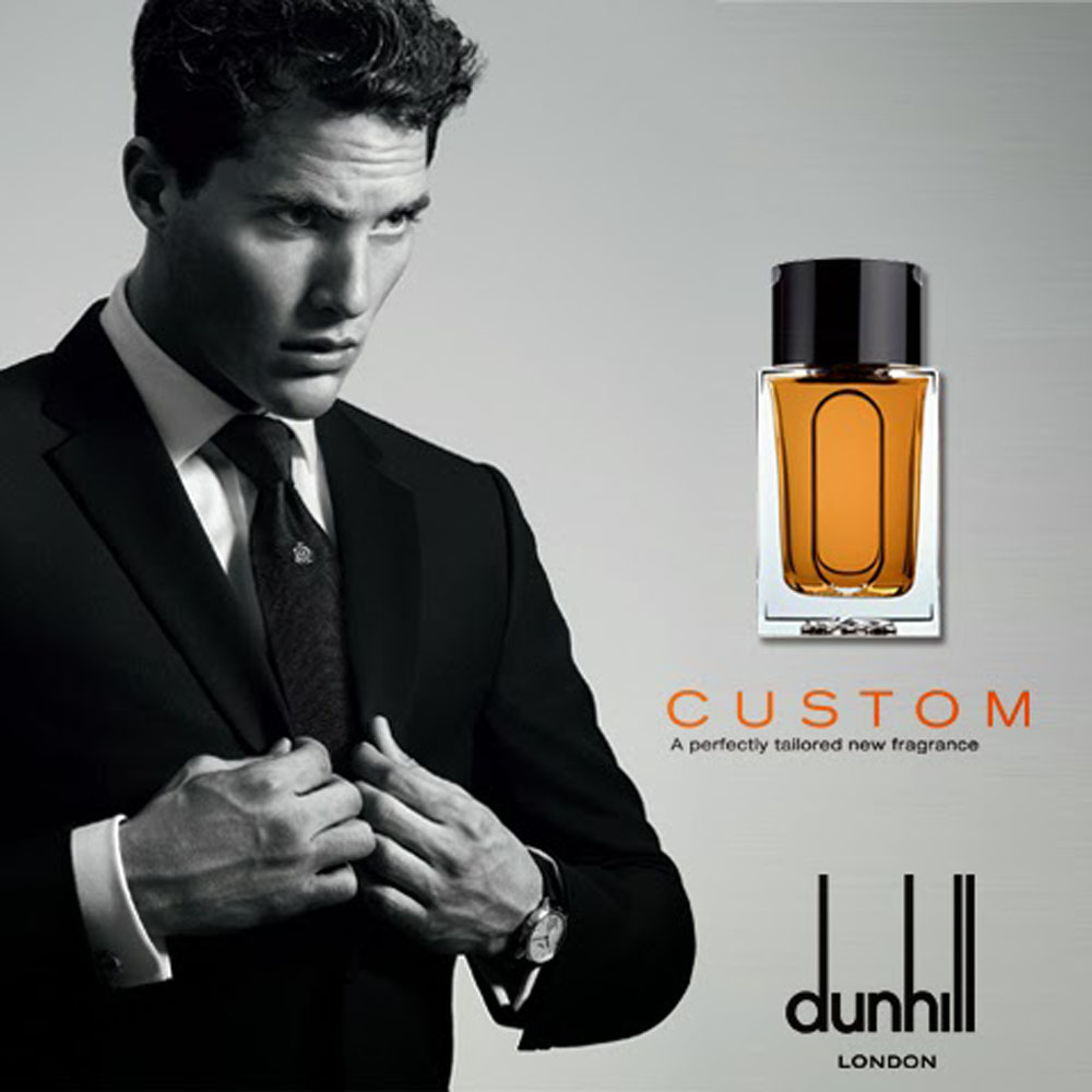 Custom Alfred Dunhill for men
