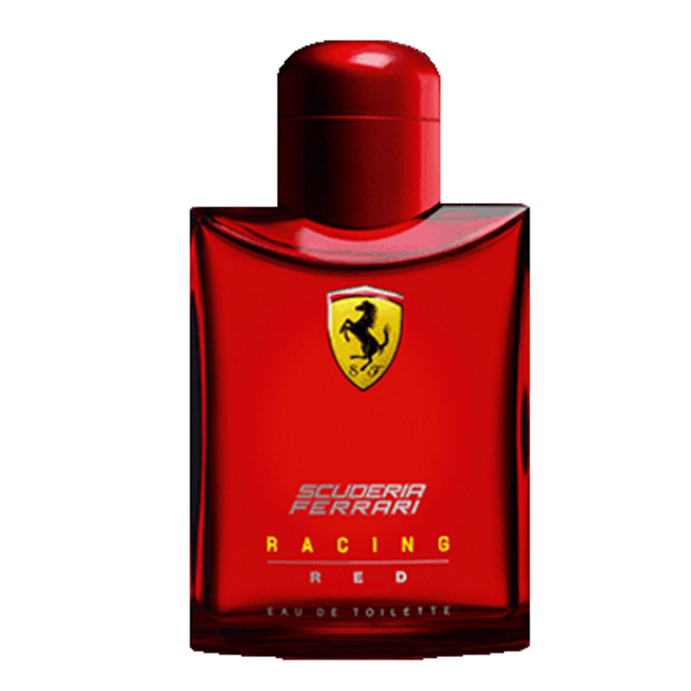 Scuderia Ferrari Racing Red Ferrari for men