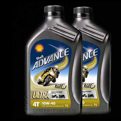 Shell-Advance-Ultra-engine-oil-for-motorcycles
