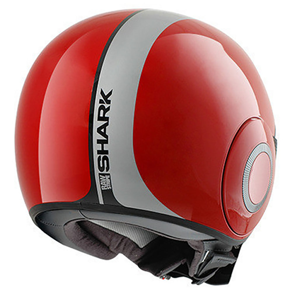 Shark RAW Stripe Helmet